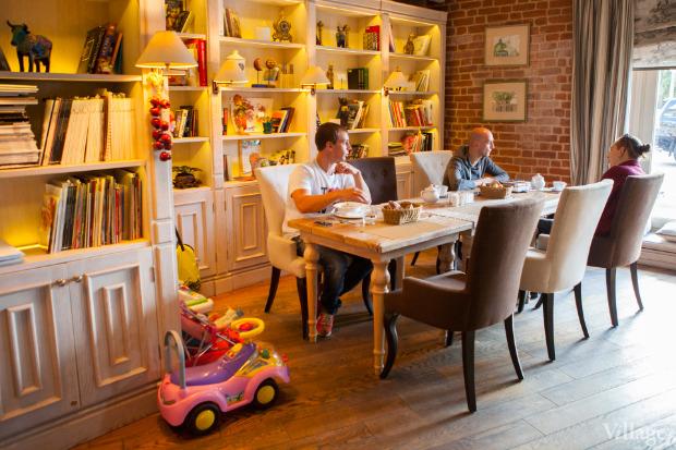 Любимое место: Виктор Майклсон о ресторане «Латук». Изображение №2.