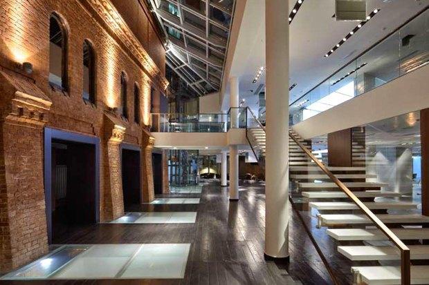 Строиться по одному: 12удачных примеров современной петербургской архитектуры. Изображение № 34.