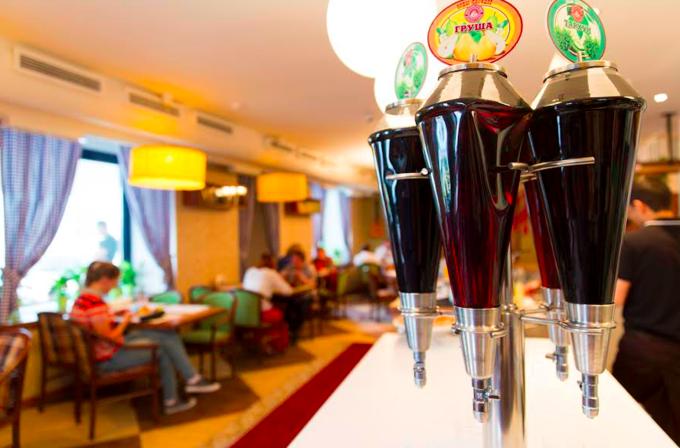 На Большой Дмитровке открылось кафе «Вареничная № 1». Изображение № 3.