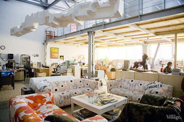 Офис недели: The Creative Factory. Изображение № 3.