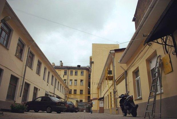 Владельцы «Архитектора» открывают проект на улице Некрасова . Изображение № 1.