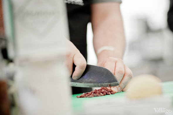 Omnivore Food Festival: Иван Шишкин готовит пеммикан и черемуховые полбяные пряники. Изображение № 39.