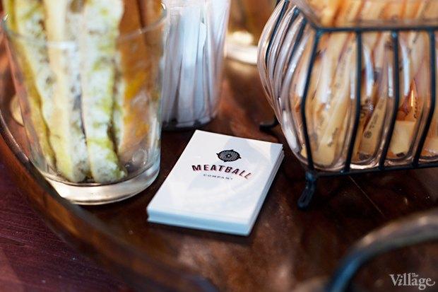 Новое место: Кафе Meatball Company —закрылось. Изображение № 18.