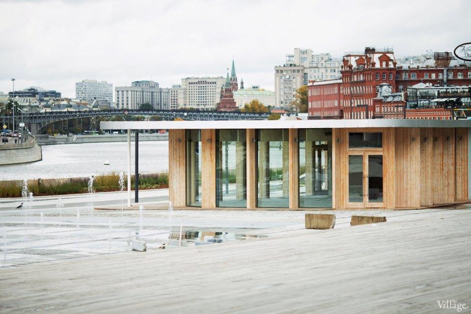 Фото дня: Крымская набережная после реконструкции. Изображение № 25.