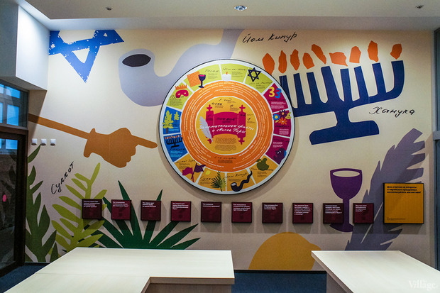 Новое место: Еврейский музей и Центр толерантности. Изображение № 35.