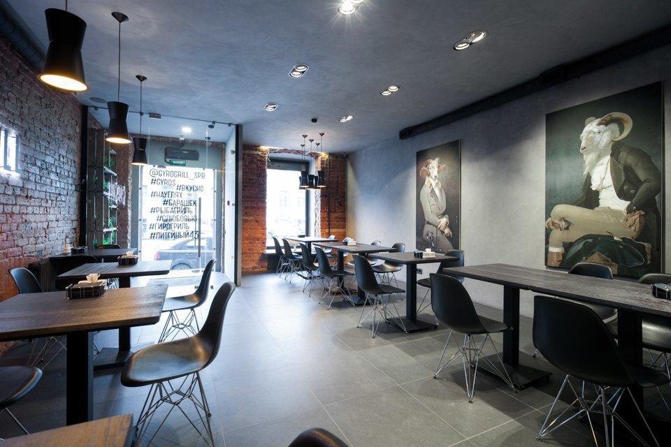 Кафе GyroGrill на Литейном. Изображение № 6.