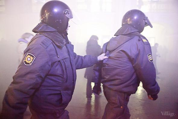 Хроника выборов: Нарушения, цифры и два стихийных митинга в Петербурге. Изображение № 48.