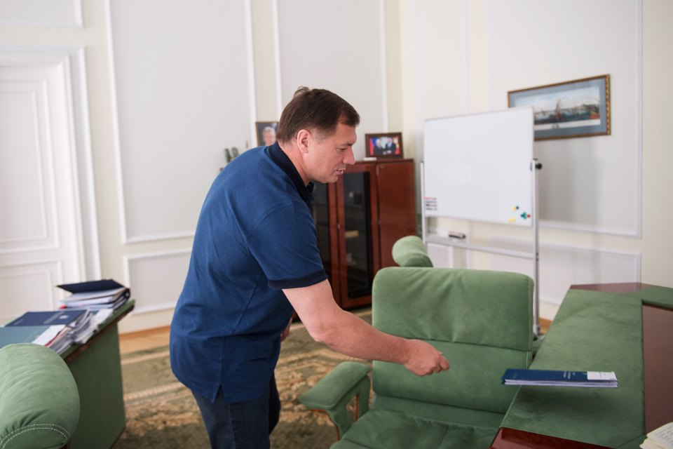 Вице-мэр Марат Хуснуллин: «Поуровню благоустройства Москве равныхнет». Изображение № 2.