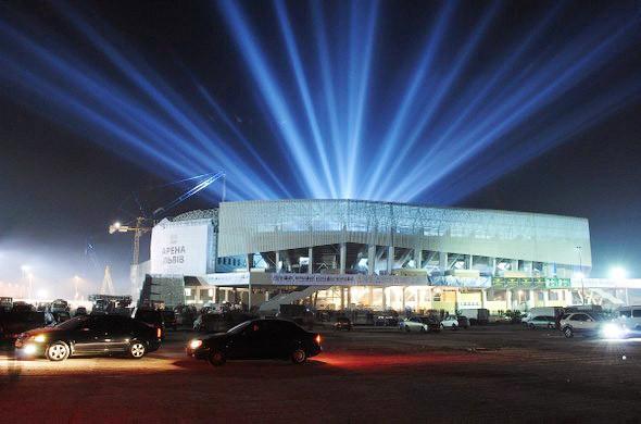 «Олимпийский» назвали лучшим стадионом Евро-2012. Зображення № 8.