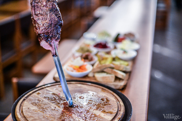 Новое место (Киев): Чураско-бар Pivbar Beer & Beef. Зображення № 31.