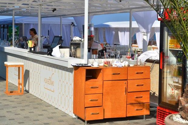 Новые места (Одесса): 5 ресторанов, баров и пляжных клубов. Зображення № 29.