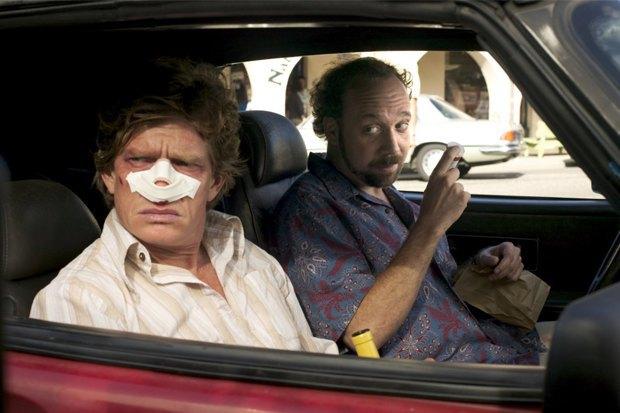 Фильм «На обочине»: Вернуть вкус кжизни, путешествуя покалифорнийским виноградникам. Изображение № 6.