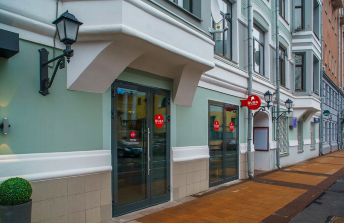 В Москве открылся второй суши-бар Buba by Sumosan. Изображение № 4.