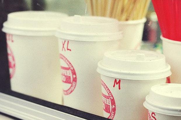 На «Сенной» появилась кофейня-фургон Coffee Go. Изображение № 1.