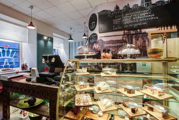 Напротив финского консульства открылось кафе «Е.Д.Аикофе». Изображение № 2.