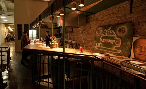 Изображение 3. На Красных воротах открылось второе кафе «Люди как люди».. Изображение № 3.