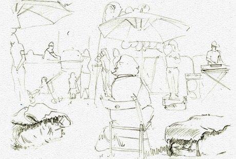 Фестиваль Seasons в Саду «Эрмитаж». Изображение № 7.