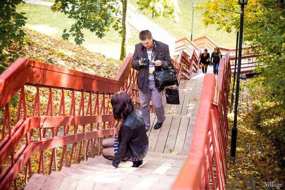 Люди в городе: Любительские фотосессии в парке. Изображение № 12.