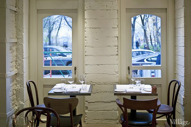 Ресторан ибар Saxon + Parole. Изображение № 11.