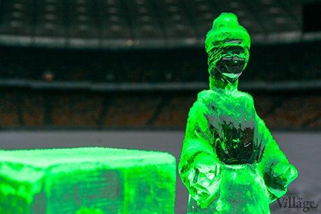 В «Олимпийском» откроют выставку ледяных скульптур. Зображення № 8.