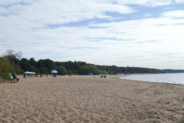 13 пляжей в городе иназаливе. Изображение № 4.