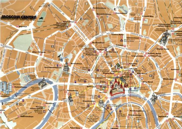 Мэрия выпустила путеводители по Москве. Изображение № 20.