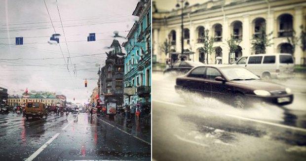 Итоги недели: «Санкт-Петербург, я люблю тебя», развитие депрессивных территорий и ливень. Изображение № 1.