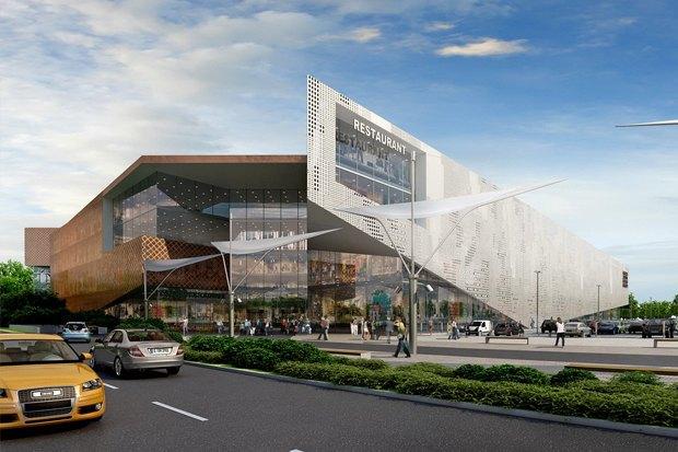 Торговые центры Москвы: 23 новых проекта. Изображение № 40.