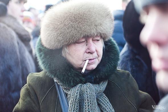 Фоторепортаж: Митинг в поддержку Путина в Петербурге. Изображение № 27.