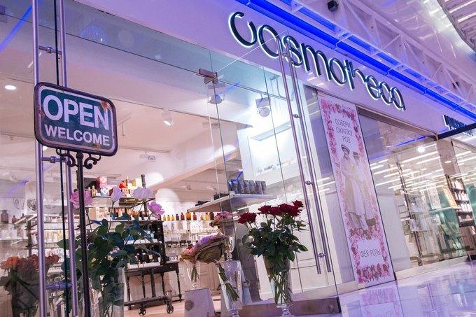 В магазине Cosmotheca в торговом центре «Новинский» открылась парикмахерская. Изображение № 3.