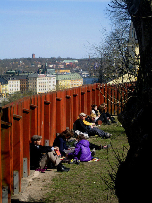 Изображение 11. Стоки и холмы Стокгольма.. Изображение № 7.