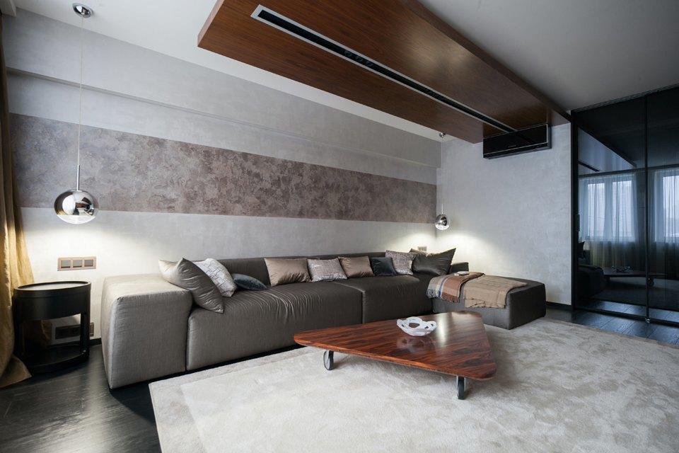 Квартира с лаконичным интерьером возле «Электросилы». Изображение № 6.
