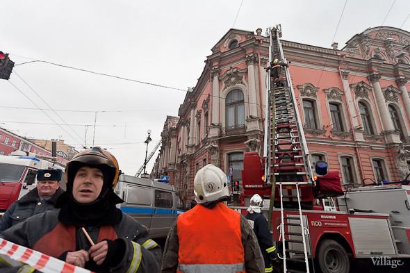 В Петербурге горел дворец Белосельских-Белозерских. Изображение № 11.