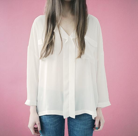 Вещи недели: 12 лёгких блузок. Изображение №10.