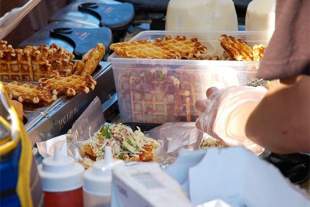 Как фестиваль фургонов с едой помогает выжить мобильным кафе в Сан-Франциско. Изображение № 13.