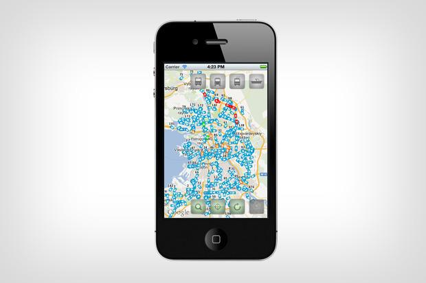 Как на ладони: 12 iPhone-приложений для Петербурга. Изображение № 2.