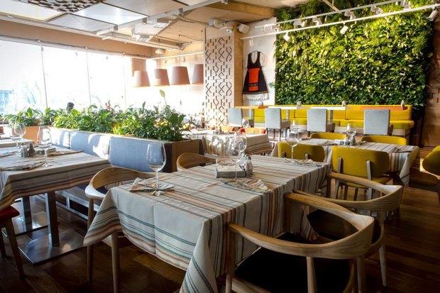 На Цветном Бульваре открылся ресторан болгарской кухни Red Pepper. Изображение № 1.