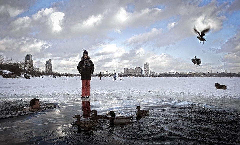 Камера наблюдения: Москва глазами Сергея Пономарёва. Изображение № 4.