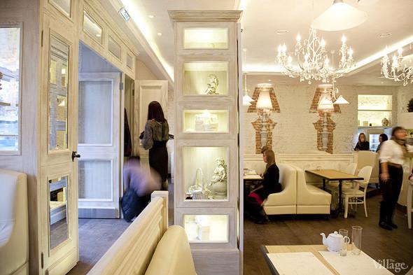 Московский ресторан Global Point —«Счастье» . Изображение №2.
