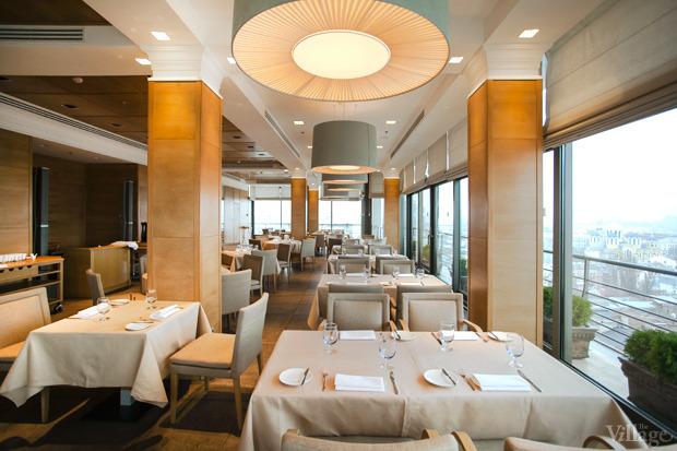 Новое место (Киев): Панорамный ресторан Matisse. Зображення № 6.