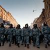 Фоторепортаж: Митинг в поддержку Путина в Петербурге. Изображение № 1.
