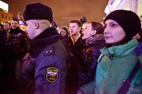 Хроника выборов: Нарушения, цифры и два стихийных митинга в Петербурге. Изображение № 53.
