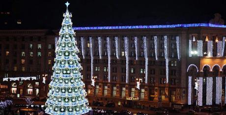 Городские власти решили, какой будет новогодняя ёлка. Зображення № 2.