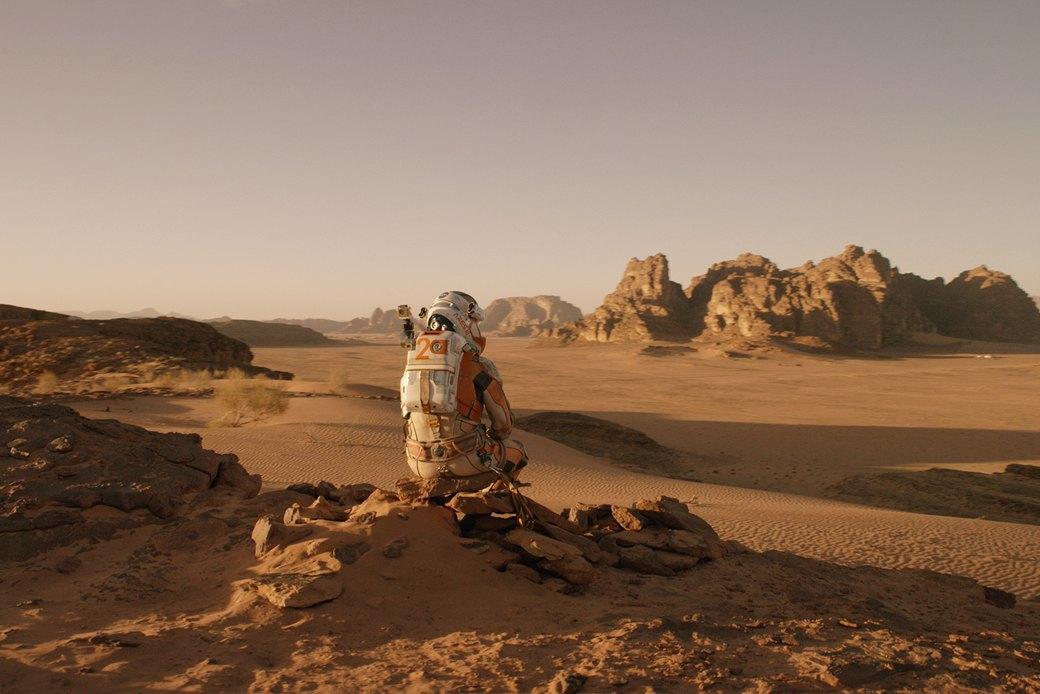 The Village смотрит «Марсианина» вместе снаучными сотрудниками МФТИ. Изображение № 8.