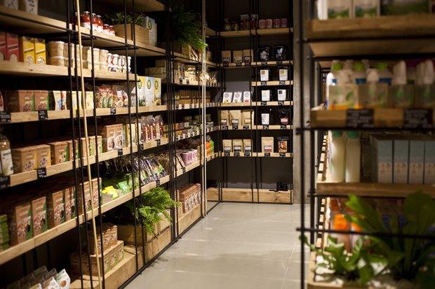 В «Ткачах» открылся магазин натуральных товаров Biomatica. Изображение № 4.