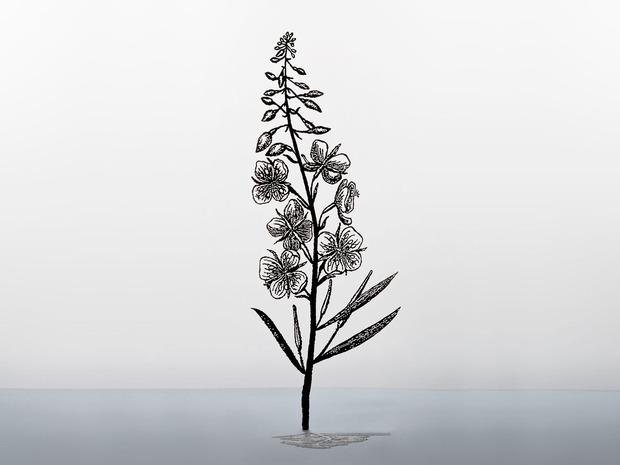 Гид по Большому скульптурному салону — 2012  . Зображення № 10.
