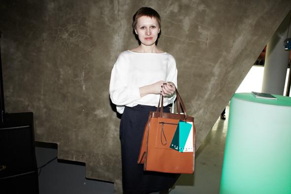 Светлана приобрела сумку Marni at H&M. Изображение № 1.
