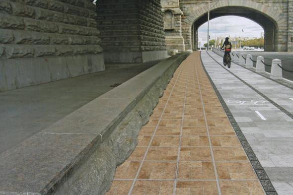 Велодорожки вызвали конфликт в мэрии. Изображение № 14.