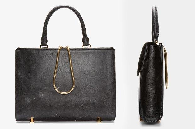 Лучше меньше: Где покупать портфель Alexander Wang. Изображение № 1.
