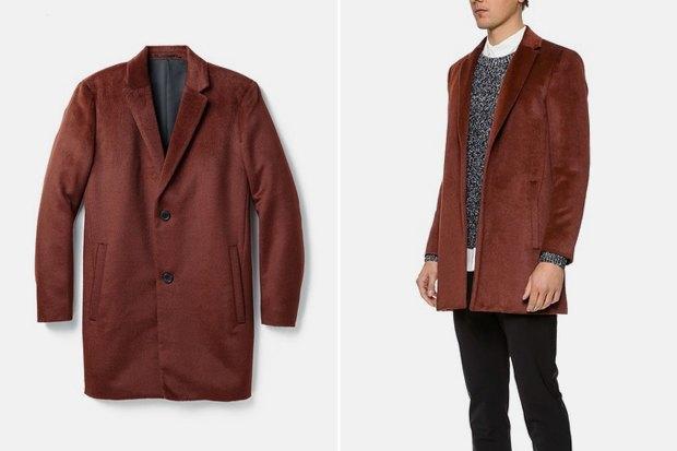 Где купить мужское пальто: 9вариантов от 6 до 29 тысяч рублей. Изображение № 9.